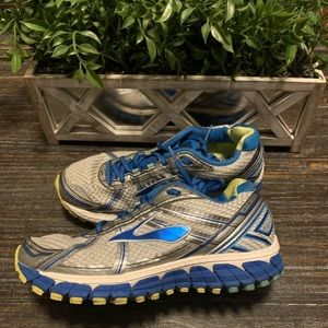 Brooks Adrenaline GTS 15 Running Sneakers SZ 8.5 M